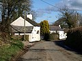 Cottages at Trebreak Lane End - geograph.org.uk - 714200.jpg