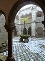Courtyard of Palácio Nacional da Pena P1000456.JPG