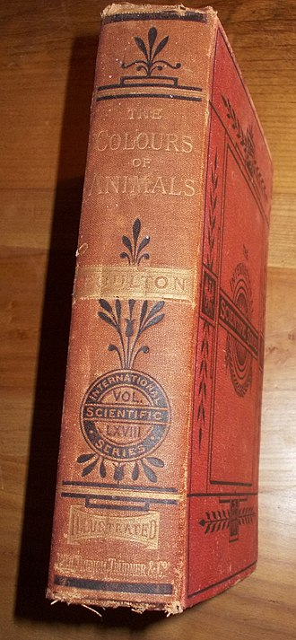 The Colours of Animals - Cover of first edition