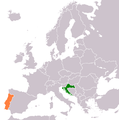 Croatia Portugal Locator.png