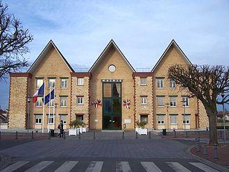 Croissy-sur-Seine - Town hall
