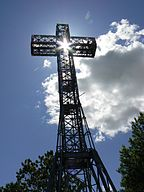 Cross on Mount Royal.JPG