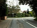Crossroads at Dedham Heath, Essex - geograph.org.uk - 256484.jpg