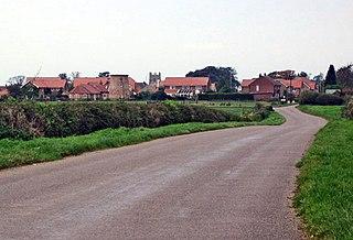 Croxton Kerrial Human settlement in England