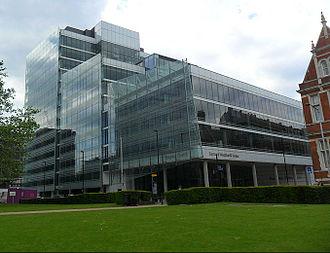 London Borough of Croydon - Bernard Weatherill House, home to Croydon Council from September 2013