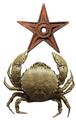 Crustacean barnstar.png