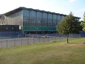 Crystal Palace National Sports Centre - National Sports Centre