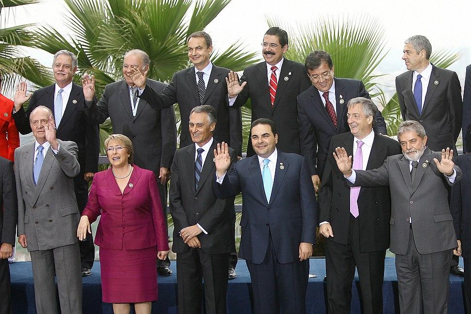 Cumbre Iberoamericana 2007 - Foto oficial