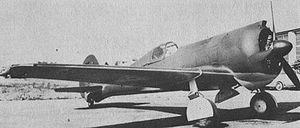 Curtiss-Wright CW-21 - CW-21 B Demon, Netherlands East Indies Army Air Corps