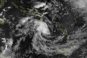 Cyclone Katrina - Image: Cyclone Katrina 1998