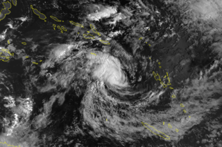 Cyclone Katrina Category 4 Australian region, South Pacific, and South-West Indian cyclone in 1998