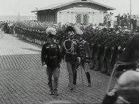File:Czar Nikolai II's Ankomst til Helsingør (1901).webm