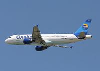 D-AICK - A320 - Condor