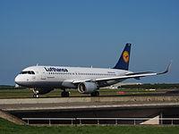 D-AIZW - A320 - Lufthansa