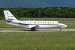 D-CAWX Cessna Citation Sovereigen+ C680 - Aerowest Flugcharter (18668977432).jpg