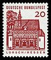 DBP 1964 456 Bauwerke Torhalle Lorsch.jpg