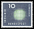 DBP 267 Fernsehen 10 Pf 1957.jpg