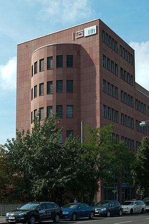 Deutsches Institut für Bautechnik - DIBt, Berlin – Exterior view