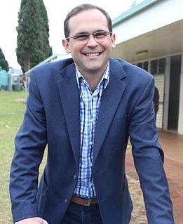 David Janetzki Australian politician