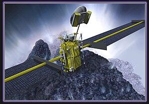 Champollion (spacecraft) - Champollion (single spacecraft concept)