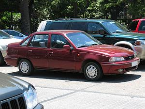 Automobile Craiova - Daewoo Cielo (1996–2007)