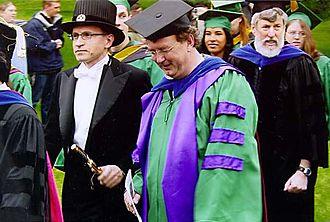 Robe - Academic robes