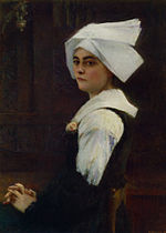Dagnan Bouveret Portrait of Brittany Girl.jpg