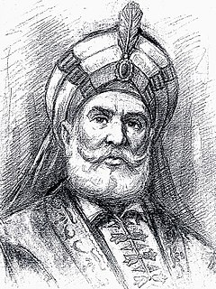 Ottoman governor, Prince of Nazareth, Sheik of Galilee