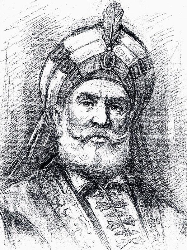 Daher el-Omar portrait 1