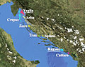 Dalmatian language map bgiu.jpg