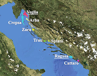 Dalmatian city-states