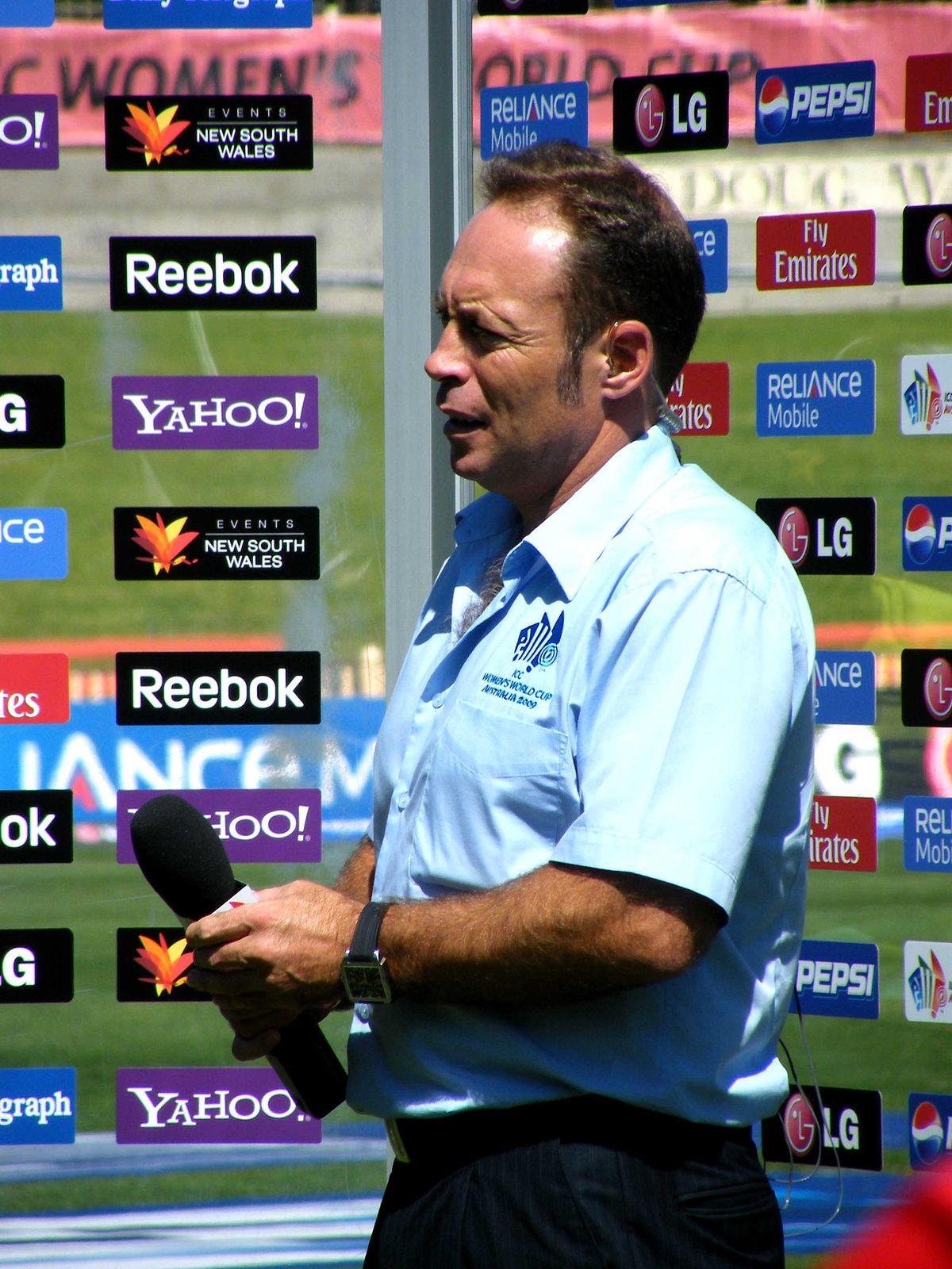 Danny Morrison Cricketer