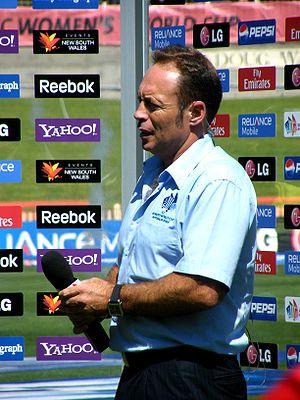 New Zealand cricket team in Pakistan in 1996–97 - Image: Danny Morrison