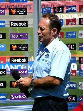Danny Morrison (cricketer) - Image: Danny Morrison