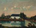 Dansk maler, 19. årh. - Parti fra Brahesborg.png