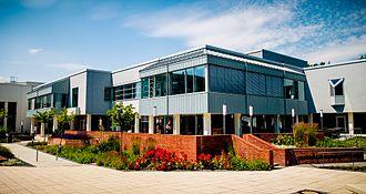 Westsächsische Hochschule Zwickau - University of Applied Sciences Zwickau - Lecture hall centre of the University of Applied Sciences Zwickau