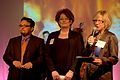 David Campos, Theresa Sparks and Rebecca Rolfe - SF Center Soiree 8.jpg