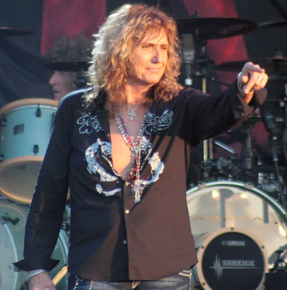 David Coverdale at Hellfest 2013