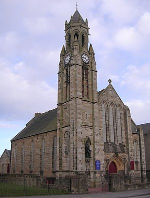 David Livingstone Memorial Church, Blantyre - geograph.org.uk - 131930.jpg