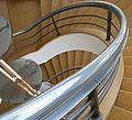 De La Warr Pavilion staircase.jpg