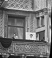 De troonwisseling in Luxemburg, Groot Hertog Jean en echtgenote en kinderen op b, Bestanddeelnr 917-1226.jpg