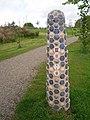 Decorative bollard - geograph.org.uk - 1311161.jpg