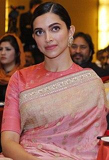 Deepika Padukone Indian film actress and model