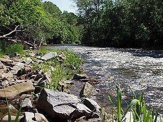 Deer Creek (Maryland) - Deer Creek in 2005