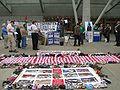 Demonstration outside the Scottish Parliament 27-4-2010 4.jpg