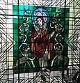 Den Gode Herdens kyrka Falun - Glasmålning Den Gode Herden.jpg