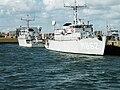 Den Helder, Marinehaven, M862 en M853.jpg