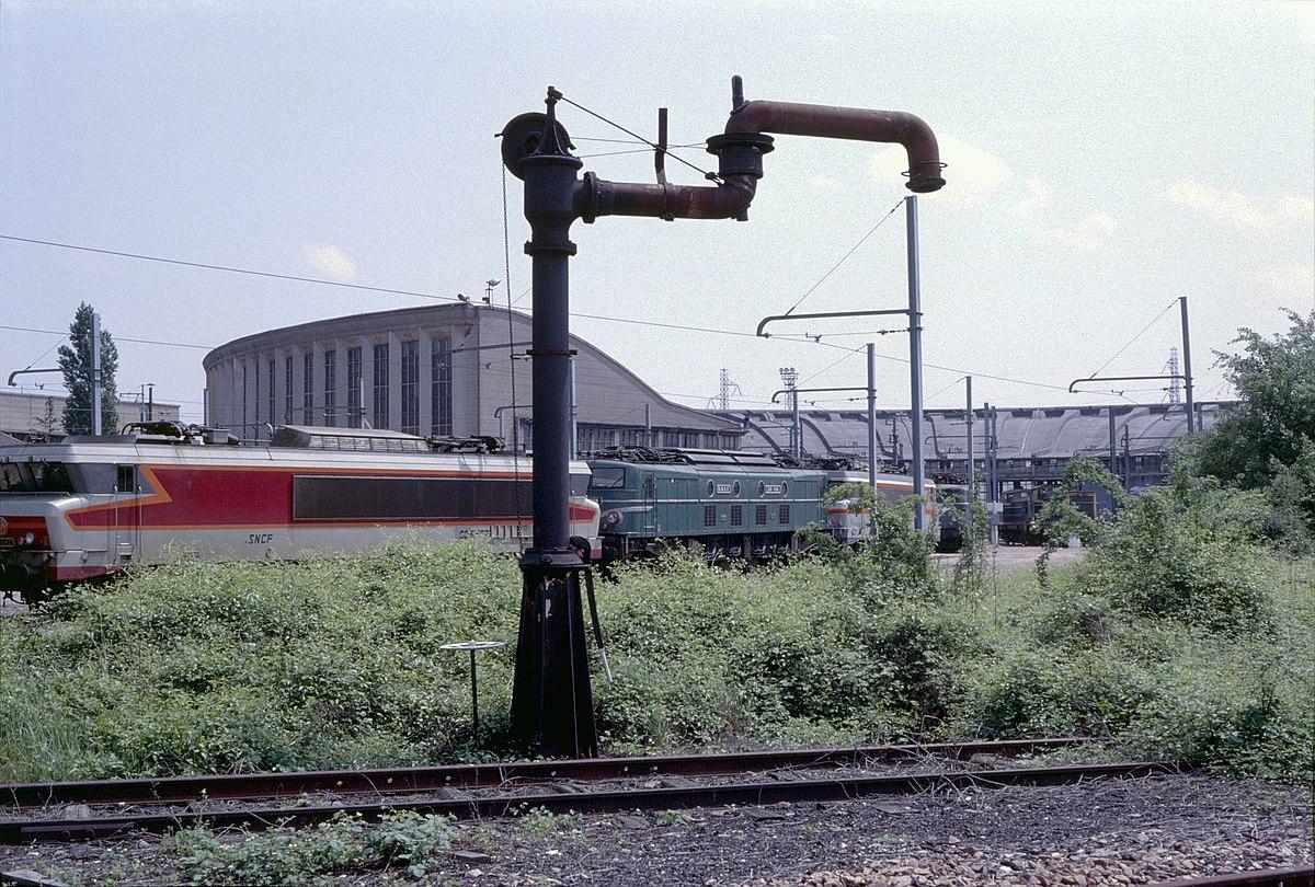 Rotonde ferroviaire wikip dia - Garage anatole france villeneuve saint georges ...