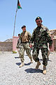 Deputy Commander of Regional Command (Southwest) visits the Delaram District Center 120627-M-KH643-078.jpg