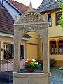 Der Ziehbrunnen in Armsheim wurde 1618 errichtet - panoramio.jpg